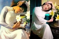 Huỳnh Lập lên tiếng khi bị chỉ trích lấy tranh 'Thiếu nữ bên hoa huệ' tấu hài