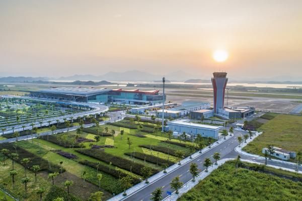 Sân bay Vân Đồn: sứ mệnh lớn không đến từ con số doanh thu