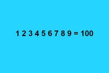Đáp án thử thách biến dãy số phi lý thành phép tính đúng
