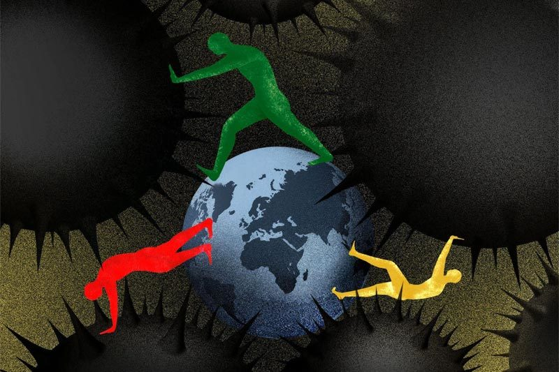 Thế giới xoay vần thế nào sau đại dịch Covid-19?