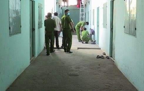 Thiếu nữ chết gục ở cửa phòng trọ sau tiếng hô 'có trộm'
