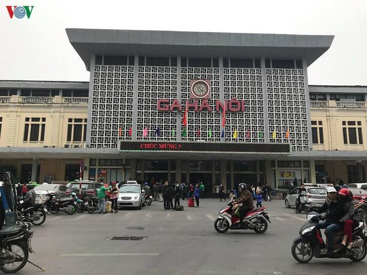 Thu 2 lô 'đất vàng' dùng sai mục đích của Tổng công ty Đường sắt Việt Nam
