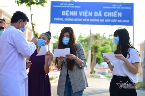 2 bệnh nhân Covid-19 xuất viện, 1 ca liên quan quán bar Buddha