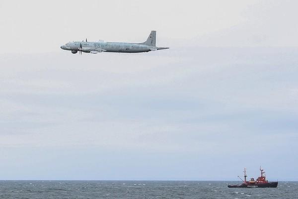 Mỹ chặn hai máy bay trinh thám Nga gần Alaska