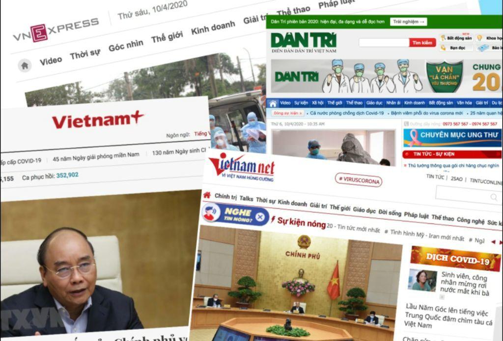 Nhà mạng miễn phí kết nối và hosting 2 tháng cho các báo điện tử