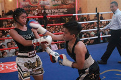 Thu Nhi to become Vietnam's first world boxing champion