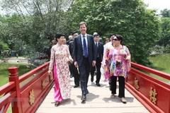 Vietnam - Netherlands comprehensive cooperation