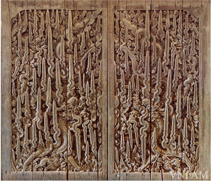 chùa keo,bảo vật quốc gia