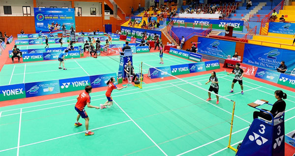 Vietnam Challenge badminton tournament postponed again