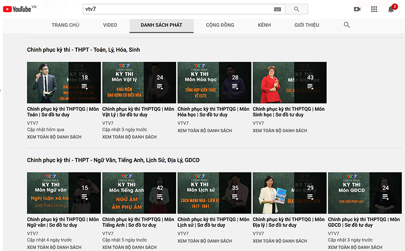 Những kênh YouTube đáng xem nhất mùa cách ly xã hội