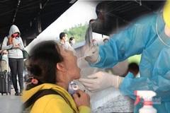 Ngày đầu ga Sài Gòn lấy mẫu xét nghiệm 300 hành khách
