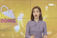 Hoa hậu Đỗ Mỹ Linh: 'Tôi đang tạm ngưng việc ở VTV'