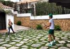 Djokovic tập luyện với bà xã rồi thách thức vợ chồng Murray