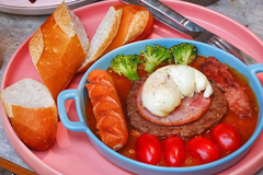 Mì sốt Hong Kong và 4 món ngon dễ làm, đổi vị bữa sáng