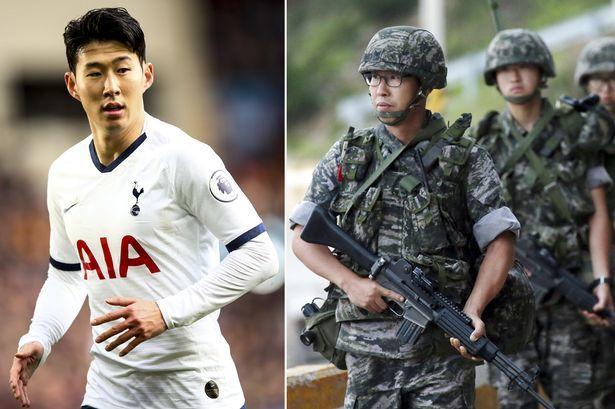 Son Heung Min cầu xin CĐV không ùa ra xem anh tập quân sự