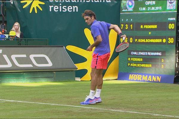 Những pha ghi điểm kinh điển trên sân tennis