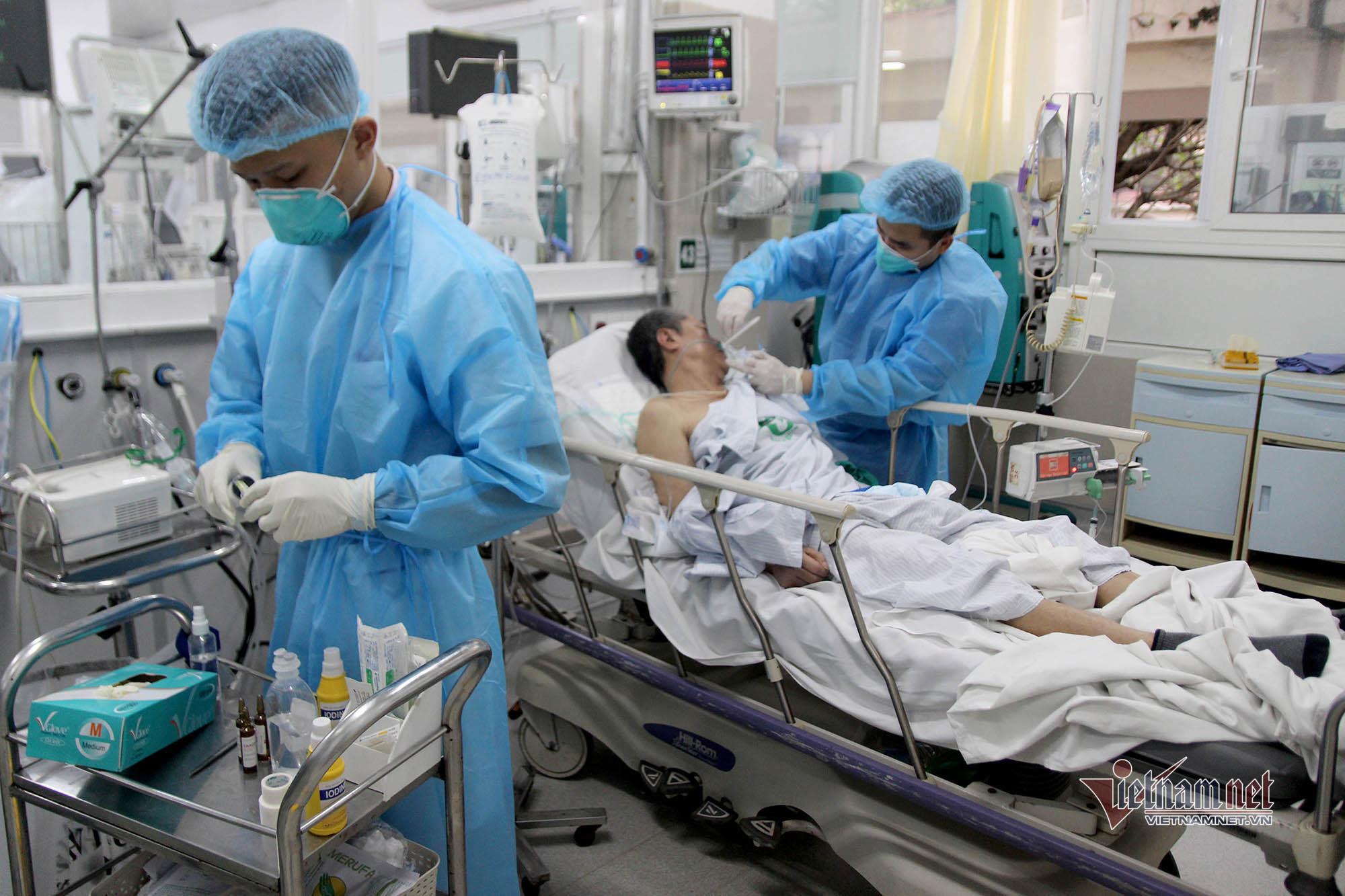 Virus Corona,COVID-19,cách ly xã hội,bệnh viện bạch mai