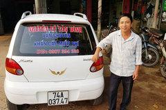 Mechanic devotes life to charity workin Quang Tri