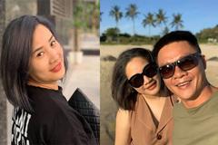 Nhan sắc bà xã kín tiếng của BTV Quang Minh