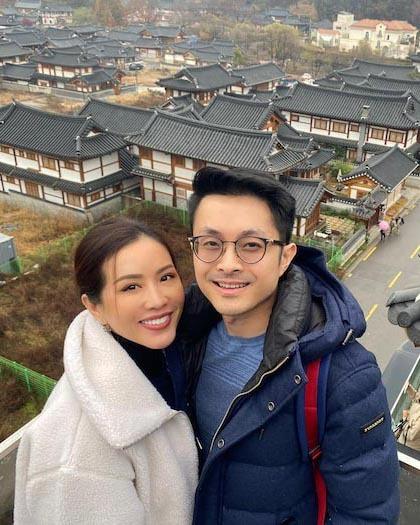 Hoa hậu Thu Hoài tuổi 44: Xinh đẹp, giàu có, hạnh phúc bên bạn trai kém 10 tuổi