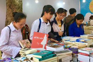 40 NXB, 10.000 đầu sách tham gia Hội sách trực tuyến 2020