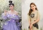 Trương Quỳnh Anh, Phương Nga quyến rũ diện váy pastel mùa hè