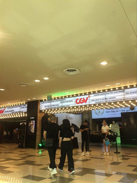 VN cinemas face crisis due to Covid-19 outbreak