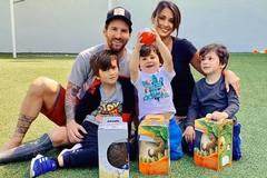 Messi, Ronaldo cùng các sao mừng lễ Phục sinh thời dịch Covid-19