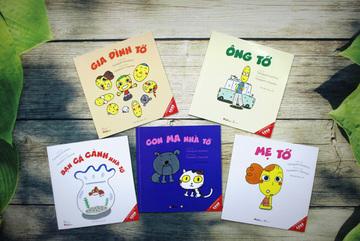 Những cuốn sách giúp nuôi dưỡng tình cảm gia đình