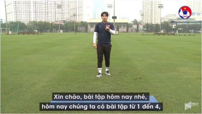 HLV Park Sung Gyun hướng dẫn tập thể lực tại nhà | Bài số 5