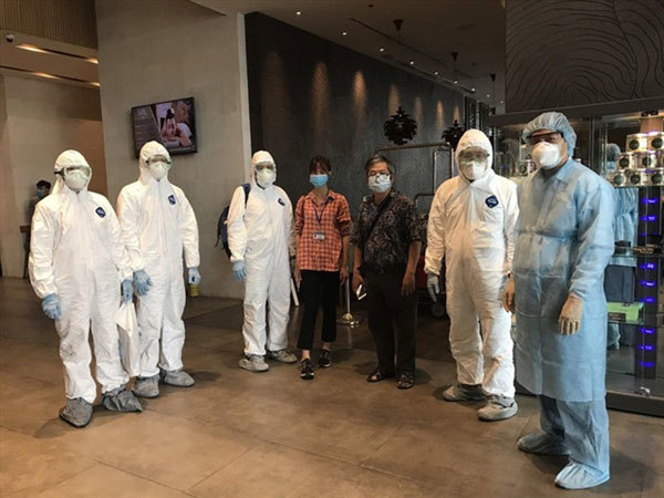 """""""Silent soldiers"""" in the fight against COVID-19 pandemic"""
