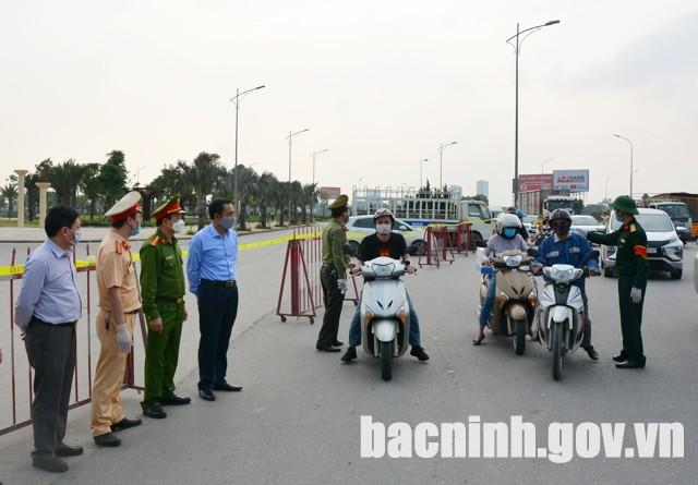 Bệnh nhân 262 làm ở Samsung, Bắc Ninh ra văn bản hỏa tốc