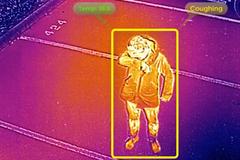 Drone có thể phát hiện người nhiễm Covid-19 trong đám đông