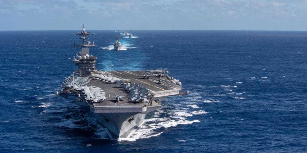 Thủy thủ tàu sân bay Mỹ thiệt mạng vì Covid-19