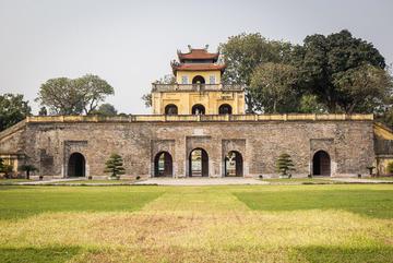 Hợp tác Hà Nội - Toulouse tại di sản Hoàng Thành Thăng Long