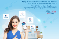 VietinBank iPay Mobile miễn phí giao dịch, tặng ngay 30.000 đồng