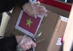 Vietnamese in Russia make COVID-19 masks for locals