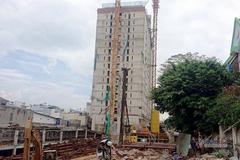 TP.HCM cho tồn tại vi phạm xây dựng tại dự án NƠXH để đảm bảo an toàn