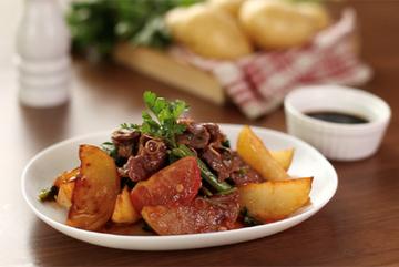 Món ngon đơn giản, bổ dưỡng từ khoai tây Mỹ