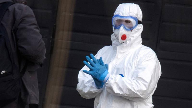 Hơn 21.000 người mắc Covid-19 ở Nga, số ca nhiễm mới cao lỷ lục