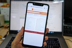 Khẩn trương mở rộng dịch vụ nộp phạt trực tuyến vi phạm giao thông