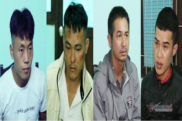 Bắt nhóm vận chuyển hơn 300kg ma túy đá ở Quảng Bình