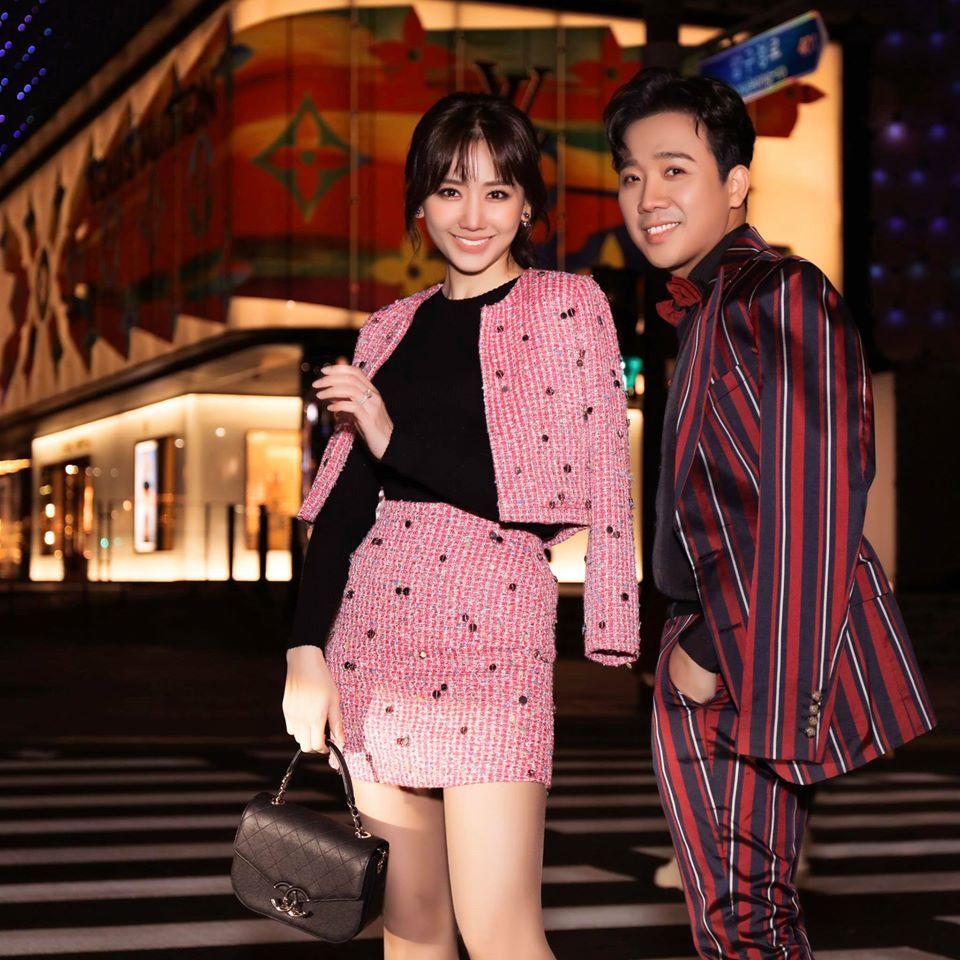 Thủy Tiên, Nhật Kim Anh: Người hạnh phúc, giàu sang kẻ hôn nhân lận đận