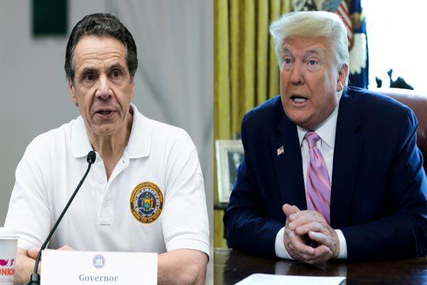 Thách thức ông Trump, 6 thống đốc Mỹ tuyên bố tự quyết việc dỡ phong tỏa