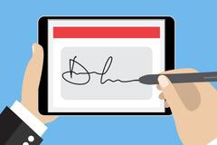 Cách ký tài liệu trực tuyến khi làm việc ở nhà