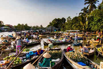 Mekong Delta in 50-100 years will be radically different