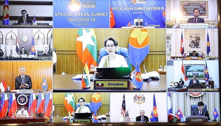 Special ASEAN Summit on COVID-19,asean,asean + 3