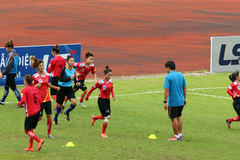 Son La women's football club thrown a lifeline