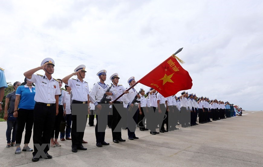 Truong Sa archipelago,spratly,naval soldiers,vn navy,east sea