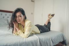MC Quỳnh Chi: 'Tôi thất thu 80% thu nhập mùa dịch'